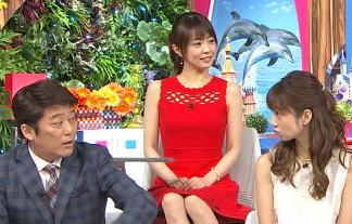 小林麻耶アナ(36)微妙なパンツ丸見え…体調不良直前に見せていた… 写真22枚