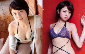 (美巨乳)中村静香のFカップお乳&ショートヘアがドストライクな件☆(写真22枚)