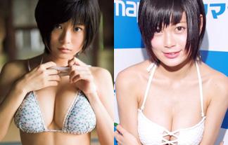 美少女アイドルRaMu(18)の挑発的な爆乳おっぱいがシコシコ不可避www【画像15枚】