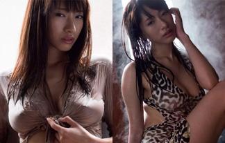 (チクビ)純粋娘グラドル・染谷有香のREAL峰不二子体から何か突き出てる☆(写真24枚)