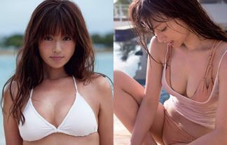 (ハミマン)深田恭子のマン肉見えそうな最新ビキニ追加カットがコチラ…(写真あり)