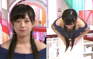 (胸チラ)フェアリーズ伊藤萌々香、「Going☆」で胸元パックリトリスお乳チラリ☆(写真22枚)