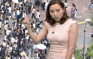 加藤シルビアアナの体コンワンピがえろすぎ☆これは視聴者殺しにきてますわ…(写真24枚)