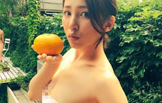(チクビ)吉川友、ワガお母ちゃんBODYの最新グラビア☆チクビハミ出てる疑惑も…(写真28枚)