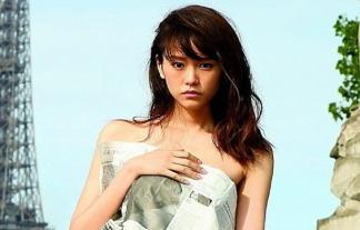 (衝撃)桐谷美鈴・あの強姦事後の様な新聞紙ぬーど写真集…⇒遂にたっぷり流出… 写真26枚