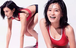 小島瑠璃子がけしからんお乳を見せつけながらオリンピック応援☆(写真20枚)