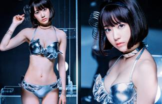 宮脇咲良のモリマンがえろい最新グラビア☆2ch「モッコリしてる」「デベソwwww」(写真36枚)