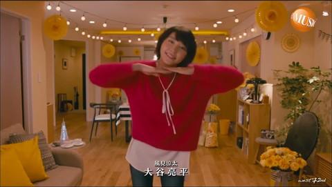 新垣結衣 ドラマ「逃げ恥」ダンス キャプ画像09