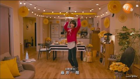 新垣結衣 ドラマ「逃げ恥」ダンス キャプ画像13