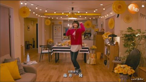 新垣結衣 ドラマ「逃げ恥」ダンス キャプ画像14