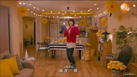 新垣結衣 ドラマ「逃げ恥」ダンス キャプ画像16