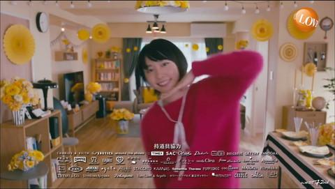 新垣結衣 ドラマ「逃げ恥」ダンス キャプ画像44