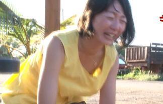 (モヤさま)狩野恵里アナ、卒業で見せたフィニッシュのお乳ポ少女wwwwww結構、でかかかったwwwwww 写真27枚