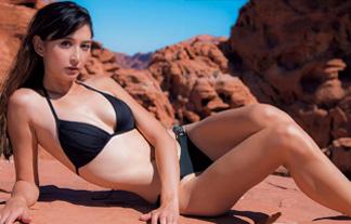 リア・ディゾン、3年ぶり最新グラビア☆ミソジになっても変わらぬ美貌…(写真30枚)