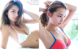 No.1GAL遠山茜子(18)の超最高グラビア☆オーディションでグランプリの逸材☆(写真37枚)
