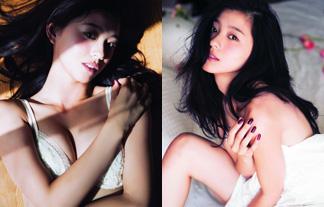 朝比奈彩、下着&ブラなし解禁☆奇跡の9頭身モデルがここまで脱いだ…(写真34枚)