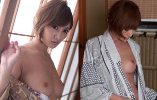 明日花キララ和服ヘアぬーど☆お泊まりデートしたアイドルの気分でどうぞwwww(写真100枚)