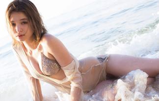 瑛茉ジャスミン最新グラビア☆元てれび戦士が完全にメスの顔に…(えろ写真23枚)