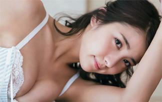 石川恋のミズ着グラビア写真集写真☆「ビリGAL」で話題になったDカップモデル☆