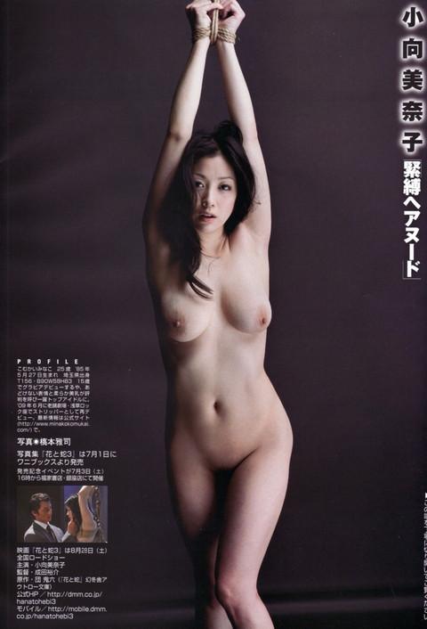 小向美奈子ヌード画像14