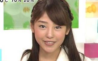 岡副麻希アナの黒い肌の理由や熱愛中の彼は?黒い桐谷美玲と呼ばれている☆?(写真)