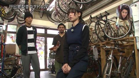 戸田恵梨香 騎乗位 絶頂 エロ画像04