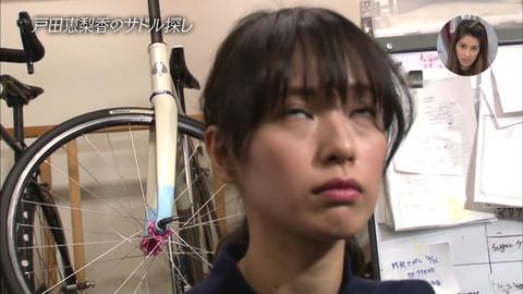 戸田恵梨香 騎乗位 絶頂 エロ画像07
