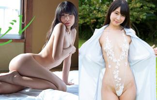 川崎あや裸セミぬーど☆これがミスFLASHの超最高くびれ…(えろ写真28枚)