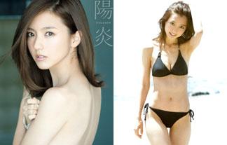 真野恵里菜の艶肌えろ体☆新人10周年ですっかり大人の女に…(写真35枚)