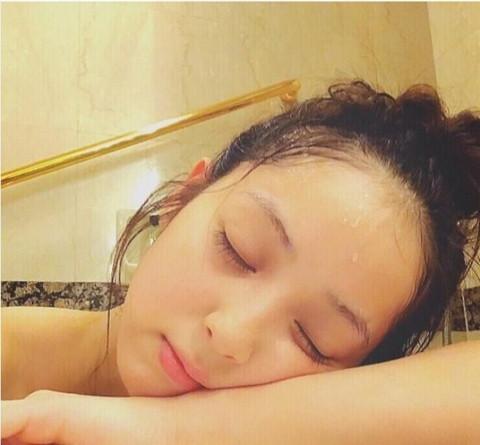 佐々木希 入浴画像01