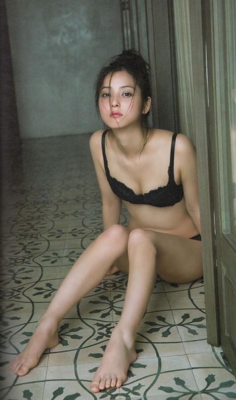 佐々木希 入浴画像04