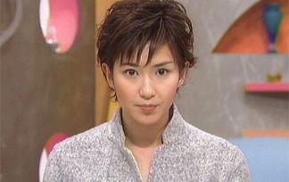 徳永有美アナ写真☆元モデルキャスターのダンナは内村光良☆