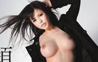 沖田杏梨 えろ写真☆ロケット乳av女優のえろいお乳写真