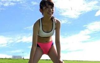 早乙女夏菜 av女優写真28枚☆18才の美10代小娘マラソン部員が愛おしい☆