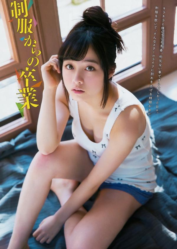 橋本環奈 最新おっぱいエロ画像38枚!最強美少女が確信犯的胸チラ&ハミ乳!