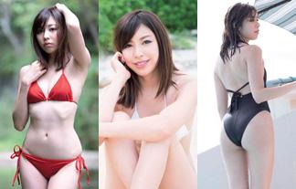池田ゆり美足えろ写真52枚☆ミスFLASH2017に輝いた元K-1ガールズの細身モデル☆
