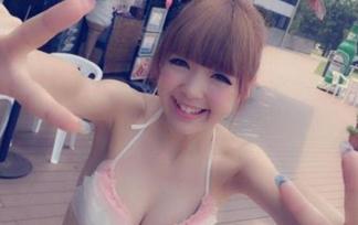 藤田ニコル エロ画像!巨乳おっぱいの水着写真がセクシーすぎる!