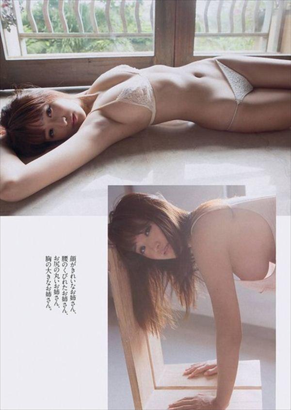 葉加瀬マイ ヌード画像 013