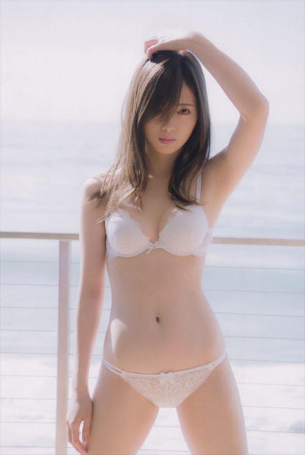 葉加瀬マイ ヌード画像 044