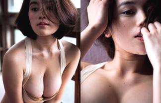 筧美和子 接写したロケット乳みわパイの質感がすけべな大正ロマングラビア☆(えろ写真65枚)