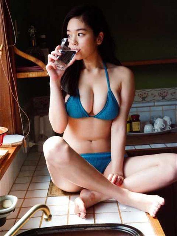 筧美和子 ヌード画像 022
