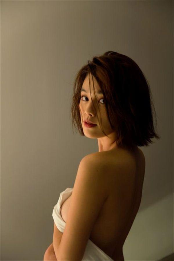 筧美和子 ヌード画像 041