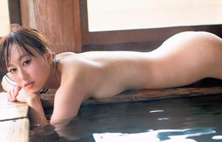 元AKB小林香菜、手ブラぬーど&裸入浴☆新たなステージへ決意の限界露出…(えろ写真27枚)