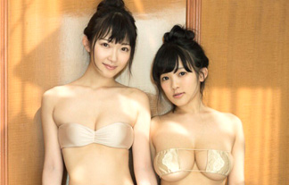 天木じゅんの実姉・黒田絢子が姉イモウト共演でグラビア新人☆(えろ写真55枚)