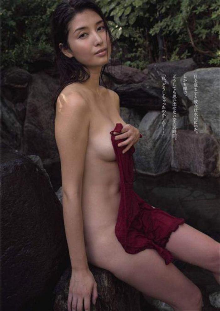 橋本マナミ ヌード画像 028