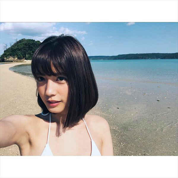 松田るか エロ水着画像 020