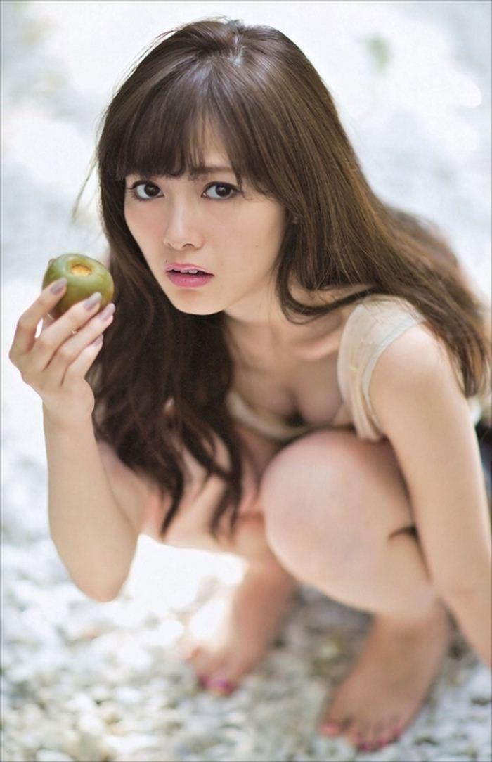 白石麻衣 エロ画像 058