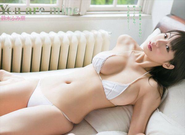 鈴木ふみ奈 エログラビア画像 015
