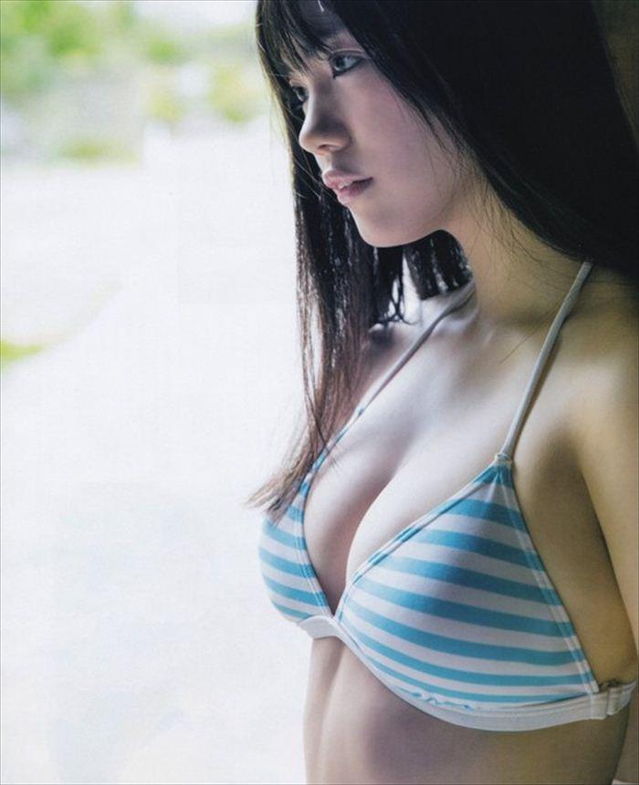 田中優香 エロい水着画像 027