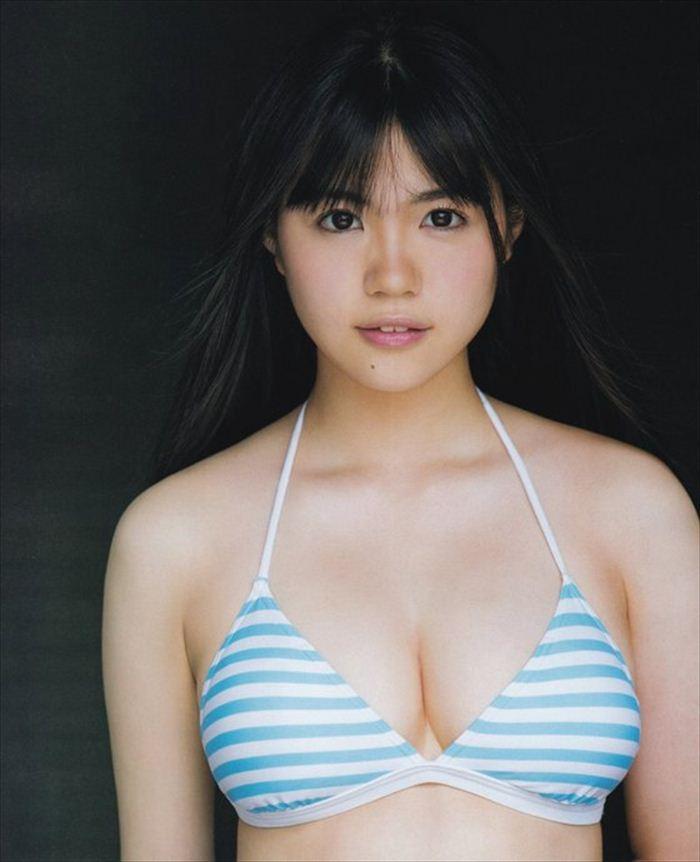 田中優香 エロい水着画像 036